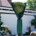 Protection hivernale tronc/racine pour palmiers & arbres