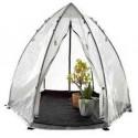 Tente de protection hivernale pro 200x240cm (diam) PVC 130g/m²